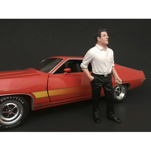 70s Style Figurine III for 1/18 Scale Models by American Diorama