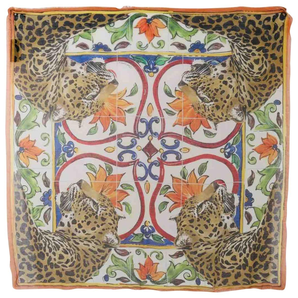 Pañuelo de Cachemira Dolce & Gabbana