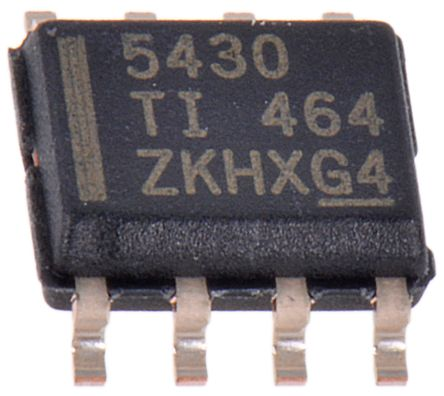 Texas Instruments , TPS5430DDAR Step-Down Switching Regulator, 1-Channel 3A Adjustable 8-Pin, SOIC (2)