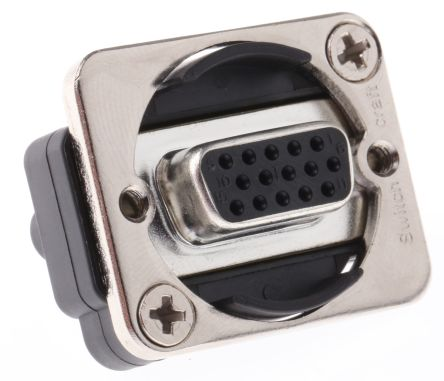 Switchcraft 15 Pin DSUB Female to Male -XLR Housing