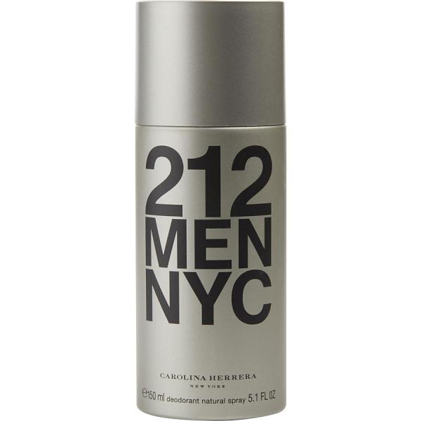 212 Men - Carolina Herrera desodorante en espray 150 ML