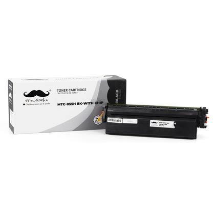 Canon 055H 3020C001 cartouche de toner compatible noire haute capacité - avec puce - Moustache®