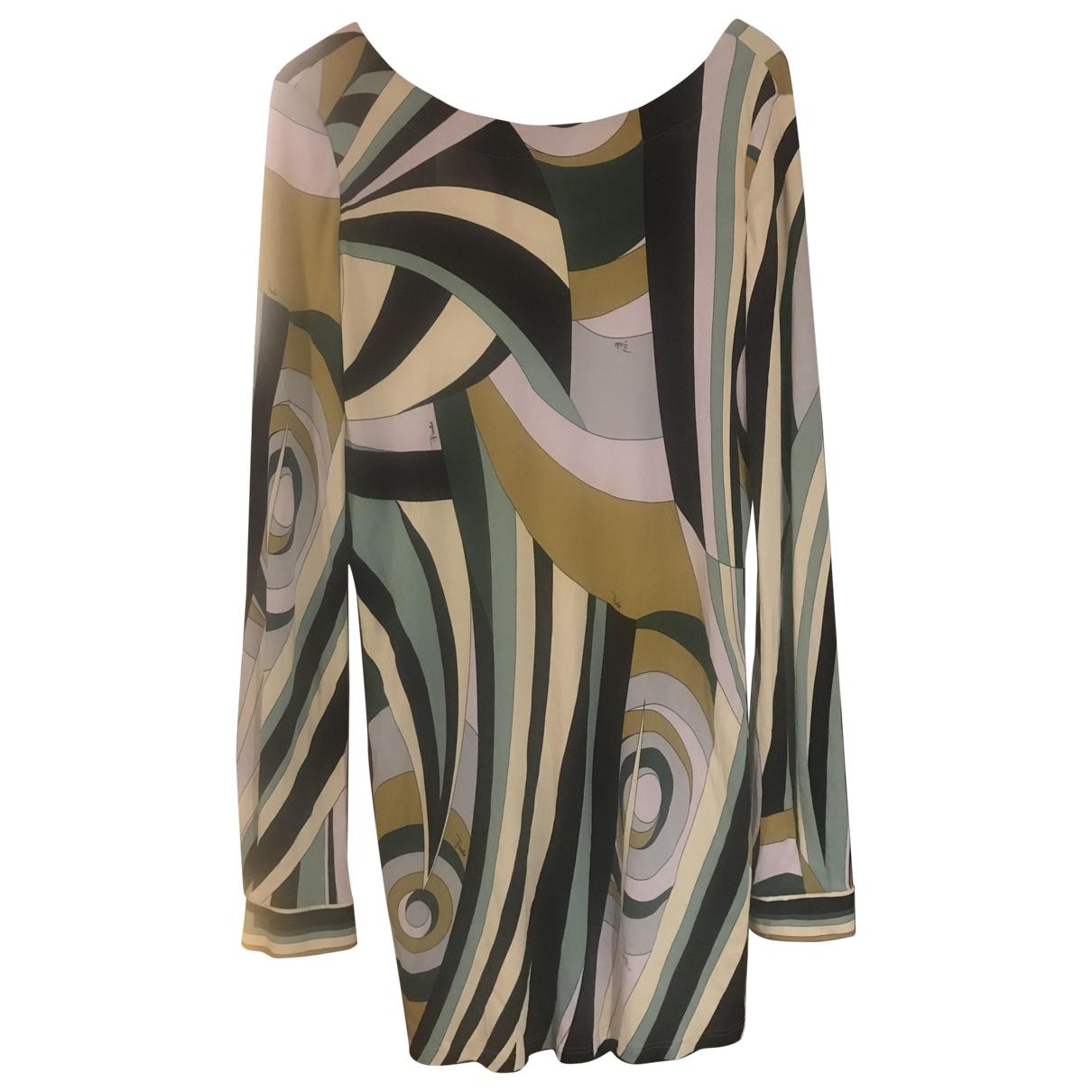 Emilio Pucci \N Multicolour dress for Women 38 FR