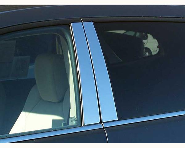 Quality Automotive Accessories 4-Piece Pillar Post Trim Kit Chevrolet Traverse 2010