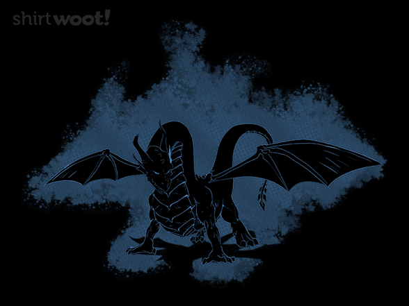 Dark Dragon Redux T Shirt
