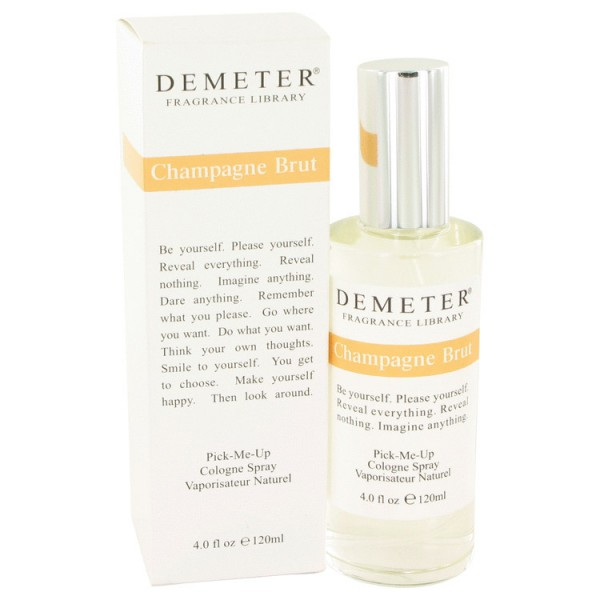 Demeter - Demeter Champagne Brut : Cologne Spray 4 Oz / 120 ml