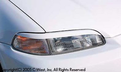 C-West CEG01A-ELFR Eyelids Honda Civic EG6 92-95