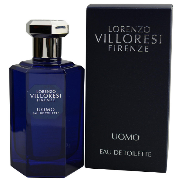 Lorenzo Villoresi Firenze Uomo - Lorenzo Villoresi Firenze Eau de toilette en espray 100 ml
