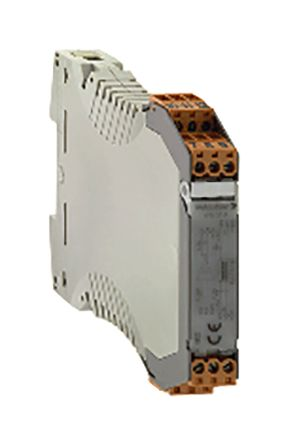 Weidmuller WAS5 Series Interface Relay Module, Screw Terminal , DIN Rail