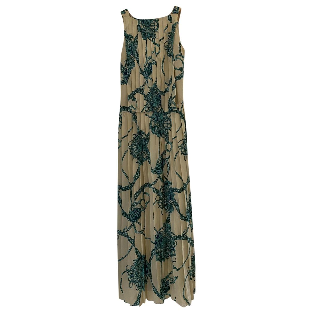 Maxi vestido de Seda Moschino Love