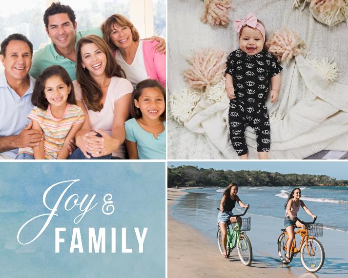 Family + Friends 8x10 Designer Print - Glossy, Prints -Joy and Family