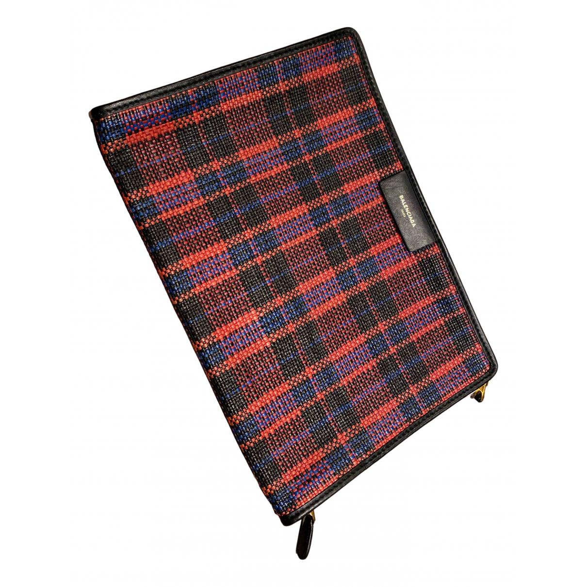 Balenciaga N Multicolour Leather Small bag, wallet & cases for Men N