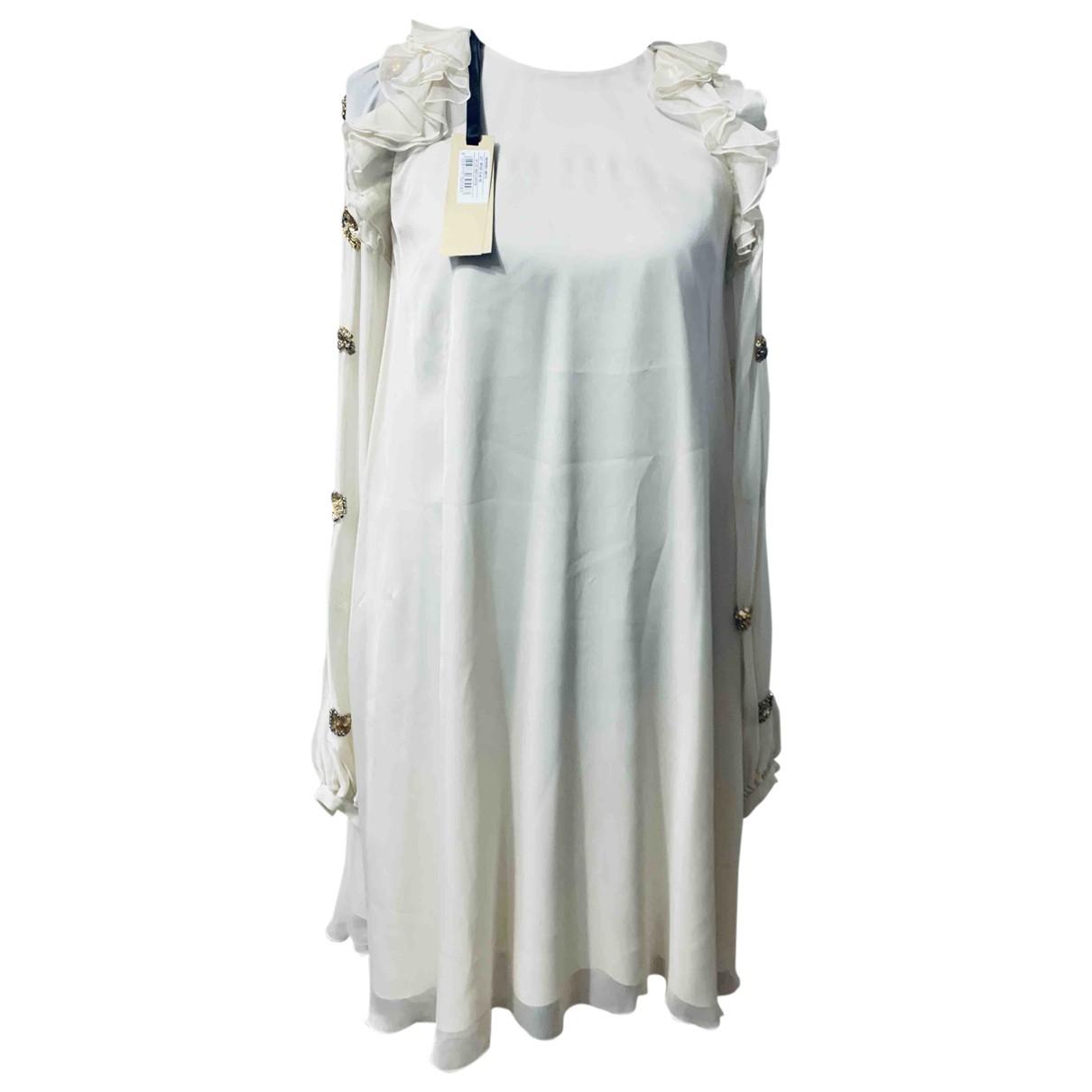 Vestido de Seda Pinko