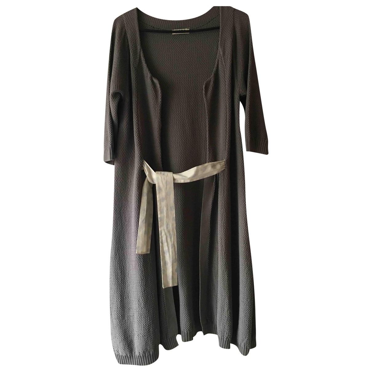 Noro \N Pullover in  Grau Baumwolle