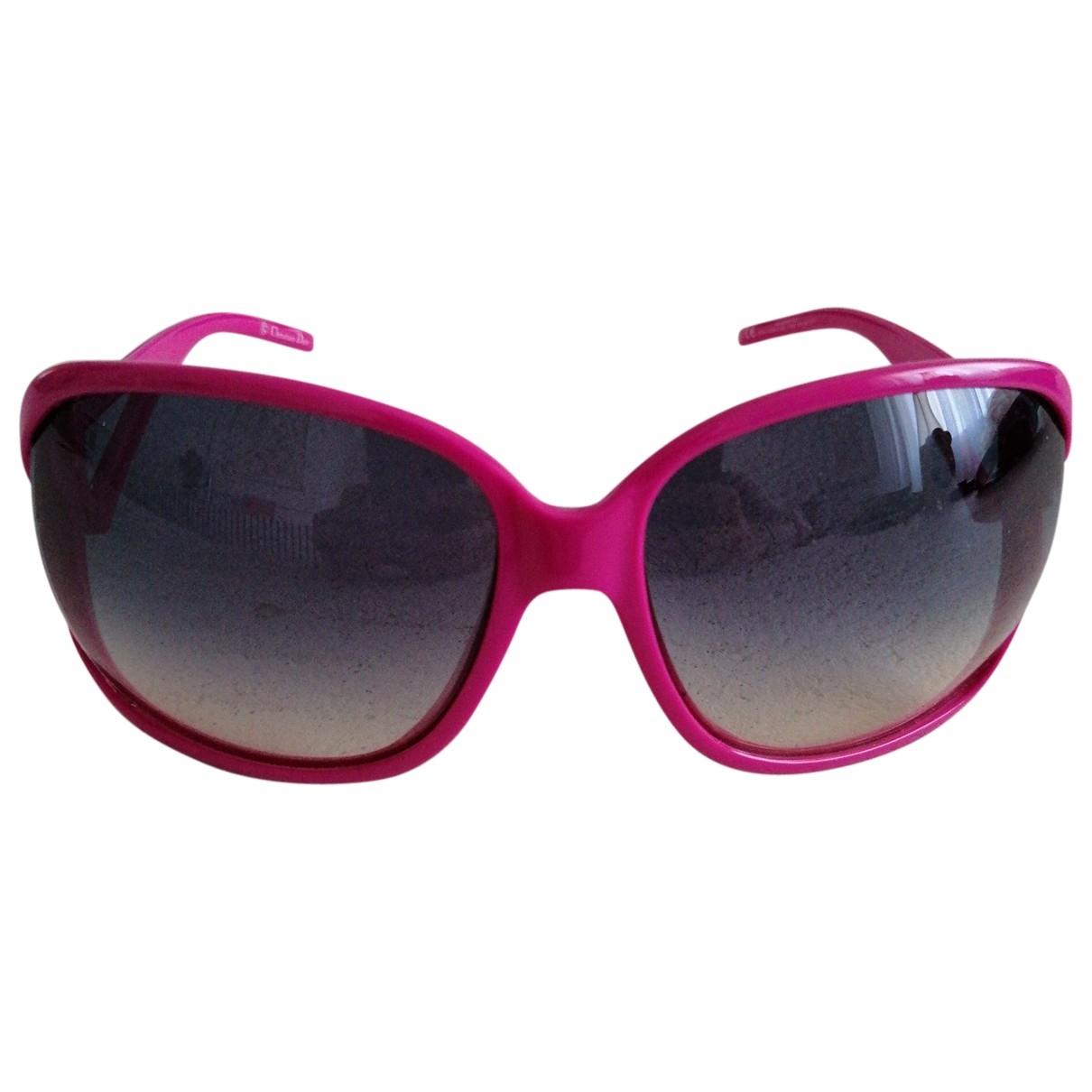 Dior - Lunettes   pour femme - rose