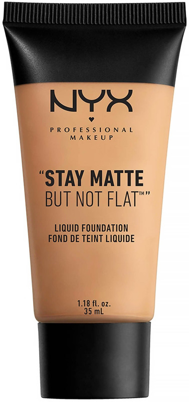 Stay Matte But Not Flat Liquid Foundation - Golden Beige