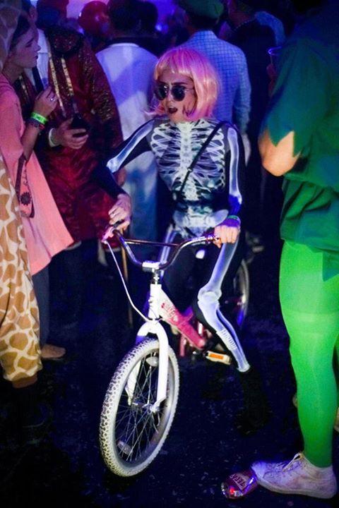 X-Ray Skeleton Costume