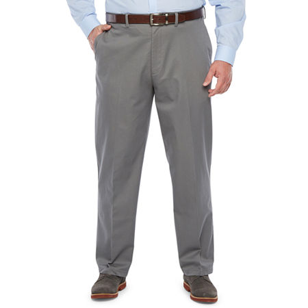 The Foundry Big & Tall Supply Co.-Big and Tall Mens Original Fit, 52 30, Gray