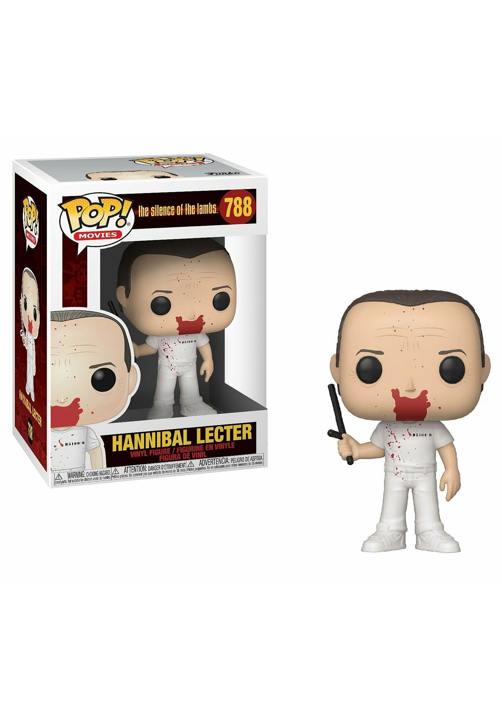 Silence of the Lambs- Hannibal (BD) Pop! Movies