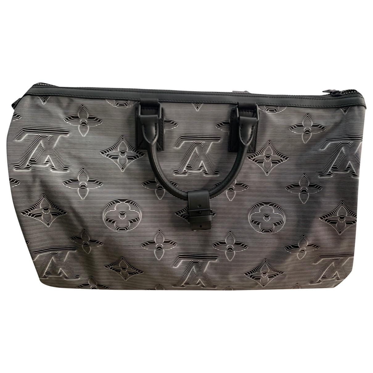 Louis Vuitton Keepall Multicolour Cloth bag for Men \N