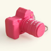 1pc Camera Shaped USB Flash Drive