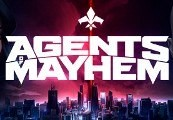 Agents of Mayhem EU Steam CD Key