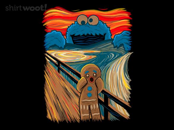 The Cookie Muncher T Shirt