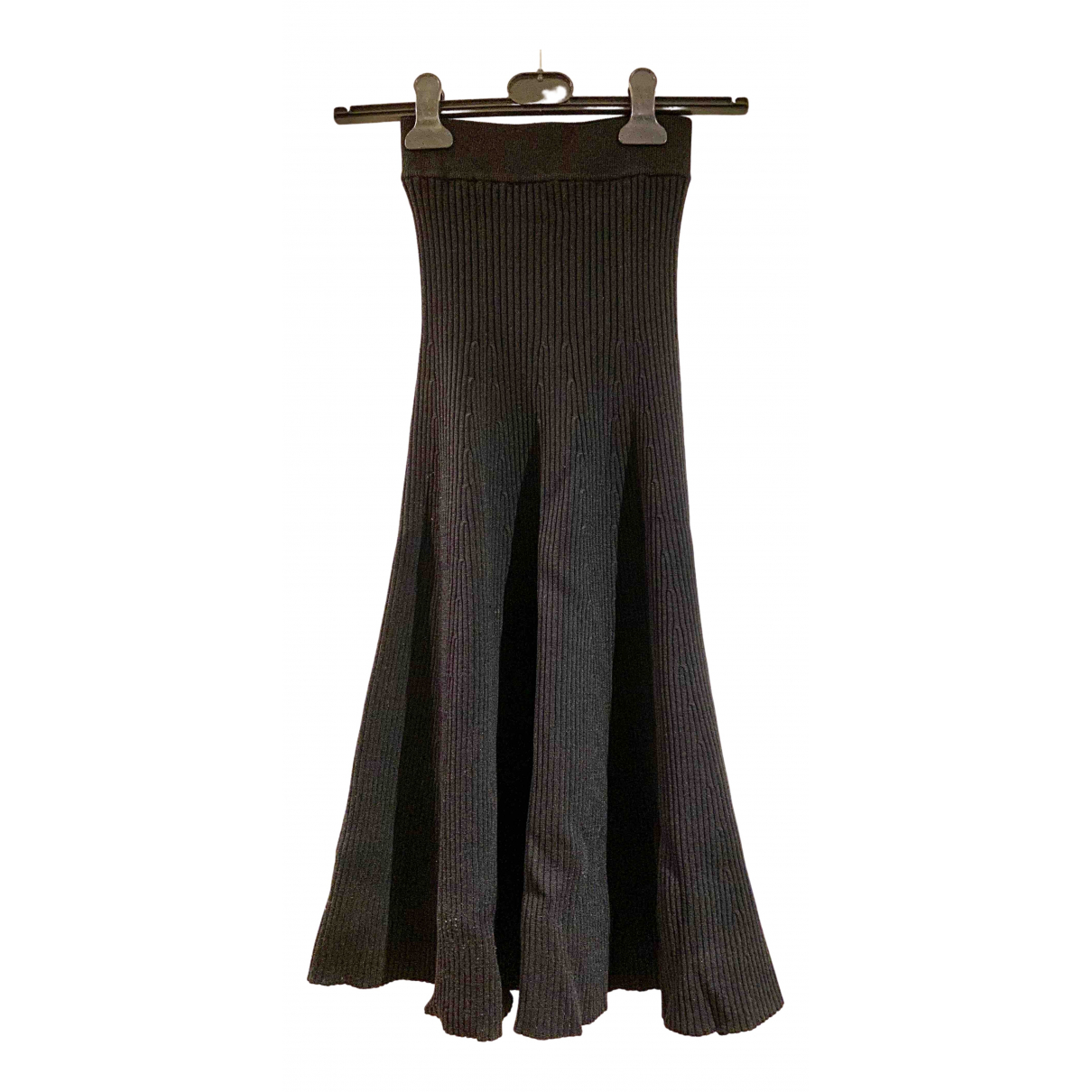 Maje \N Black skirt for Women 1 US