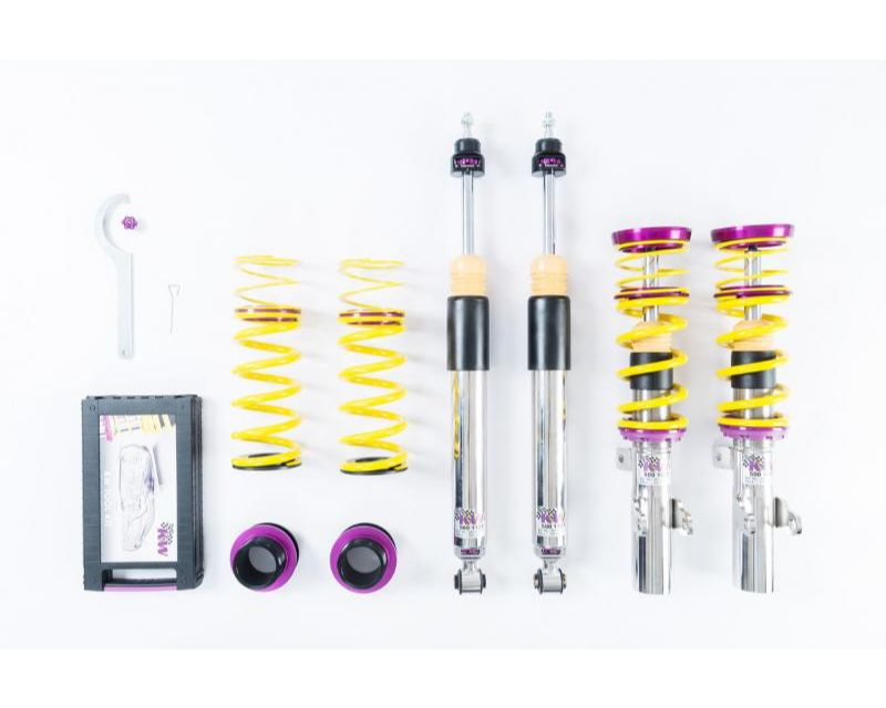 KW Coilover Kit V3 Bundle Honda Civic Type-R 2017+