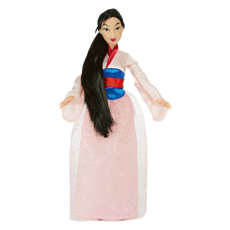 Disney Collection Mulan Classic Doll, One Size , No Color Family