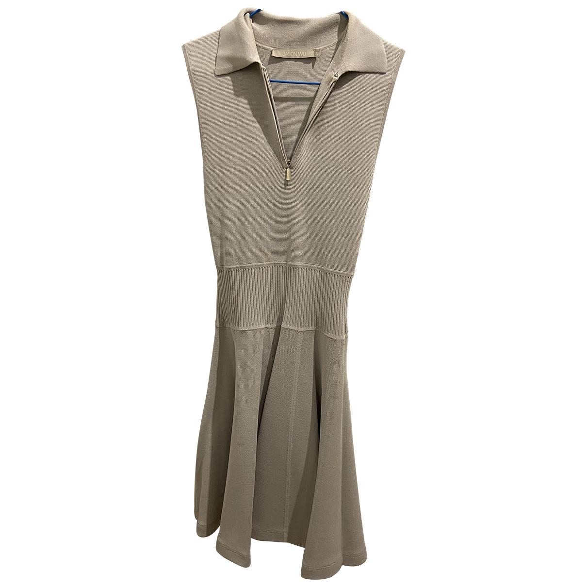 Jason Wu \N Kleid in  Grau Polyester