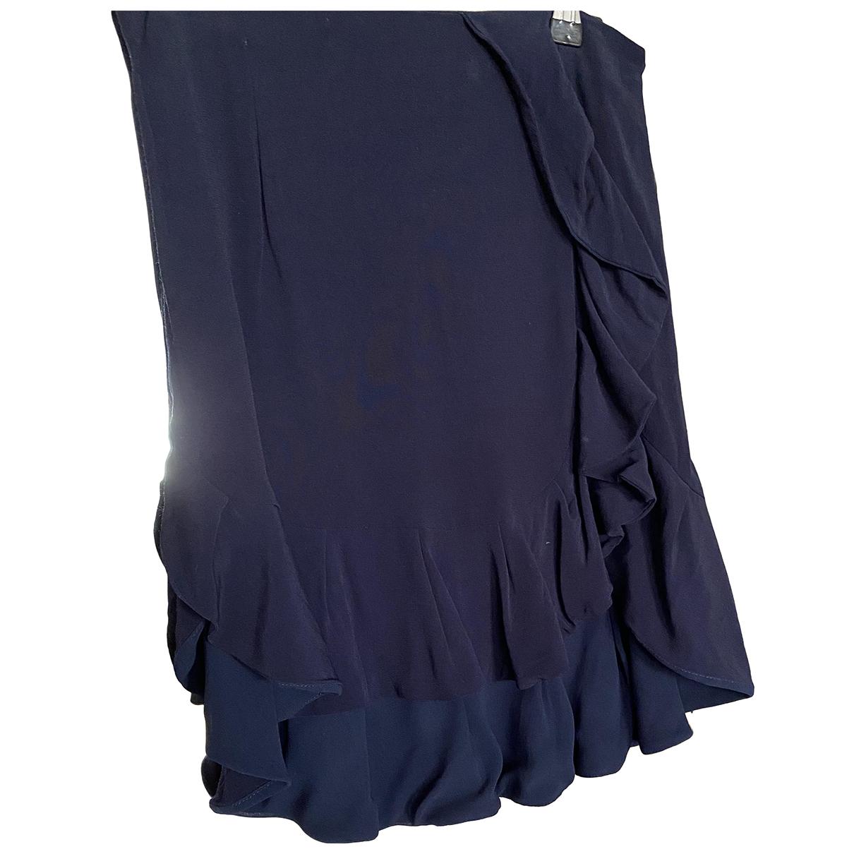 Sandro \N Rocke in  Blau Polyester