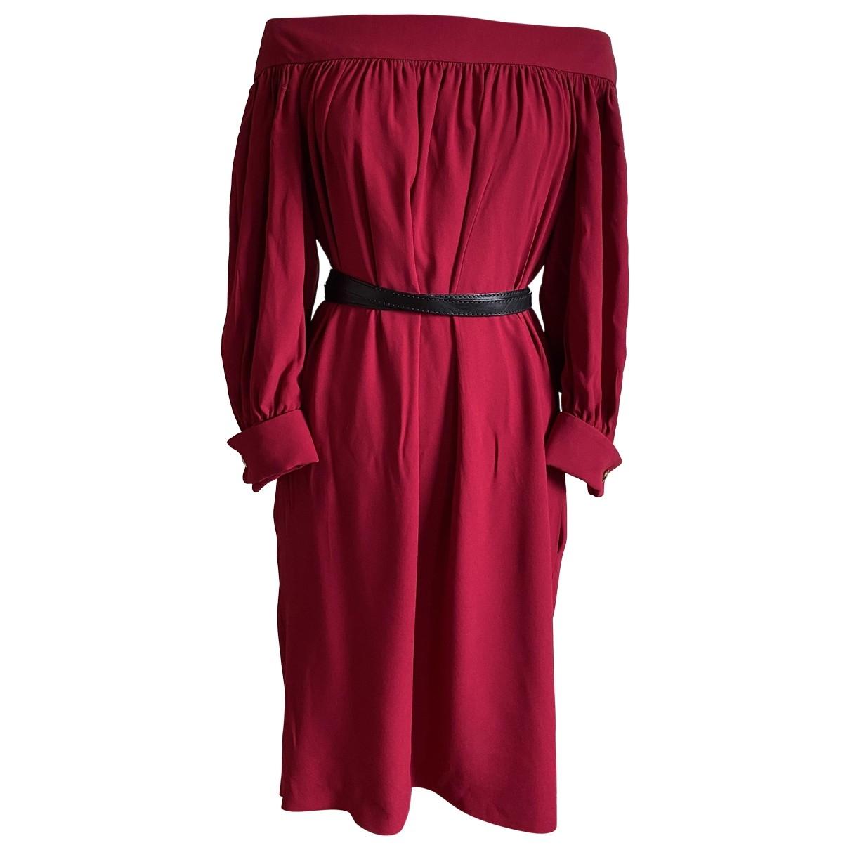 Gucci - Robe   pour femme - rouge