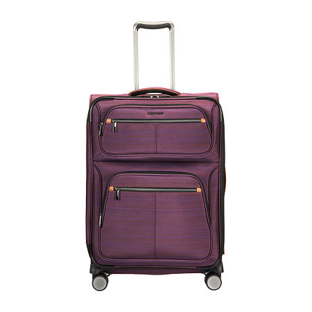 Ricardo Beverly Hills Montecito 25 Inch Luggage, One Size , Purple