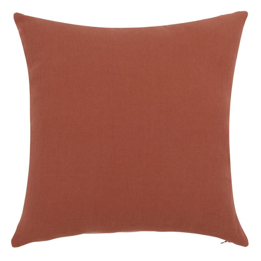 Kissenbezug aus Baumwolle, altrosa, 40x40