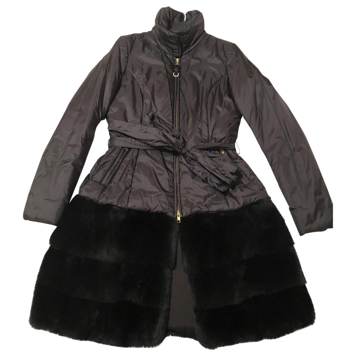 Class Cavalli - Manteau   pour femme - noir