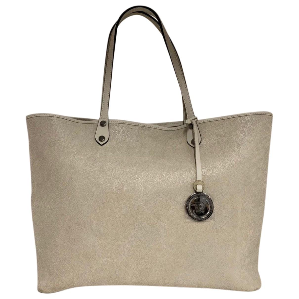 Pierre Cardin \N Leather handbag for Women \N