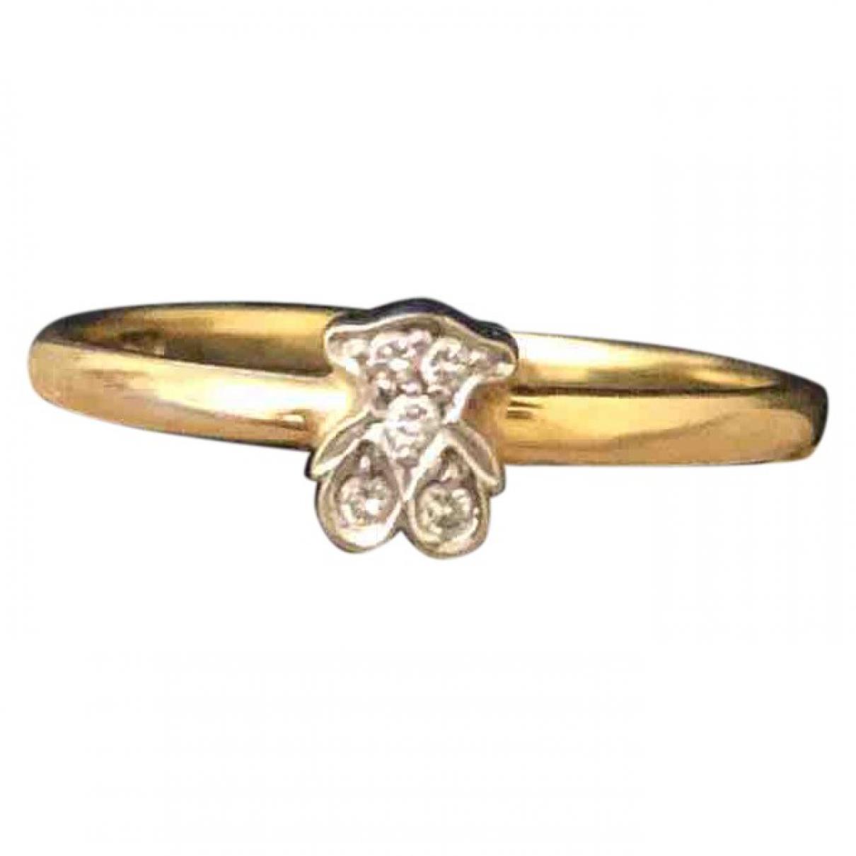 Atelier Tous \N Gold Yellow gold ring for Women 56 EU