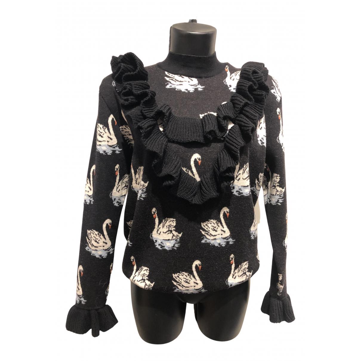 Stella Mccartney N Khaki Wool Knitwear for Women 38 IT