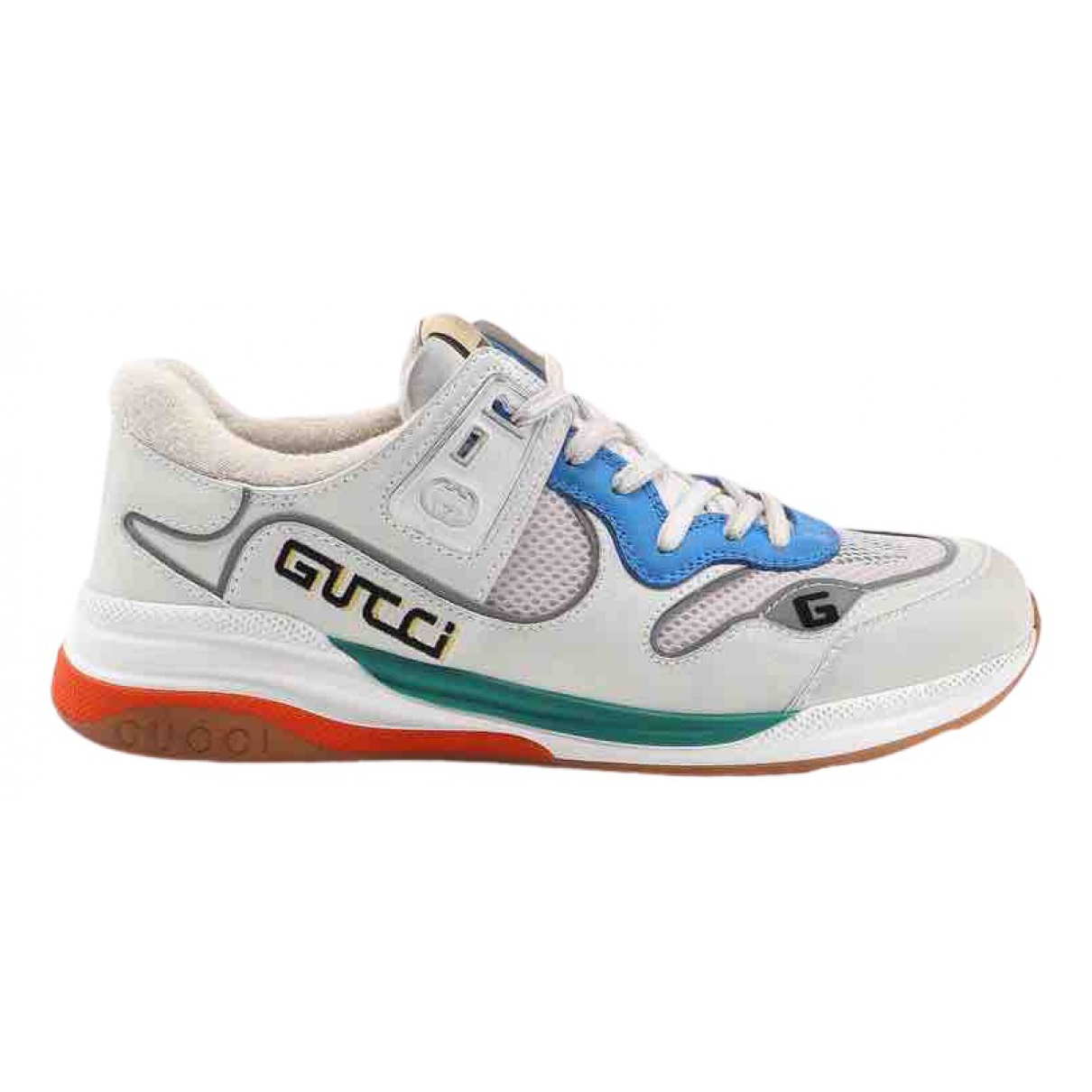 Gucci Ultrapace Sneakers in  Bunt Leder