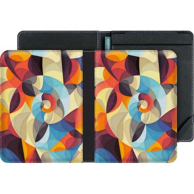tolino vision eBook Reader Huelle - Colour Power von Georgiana Teseleanu
