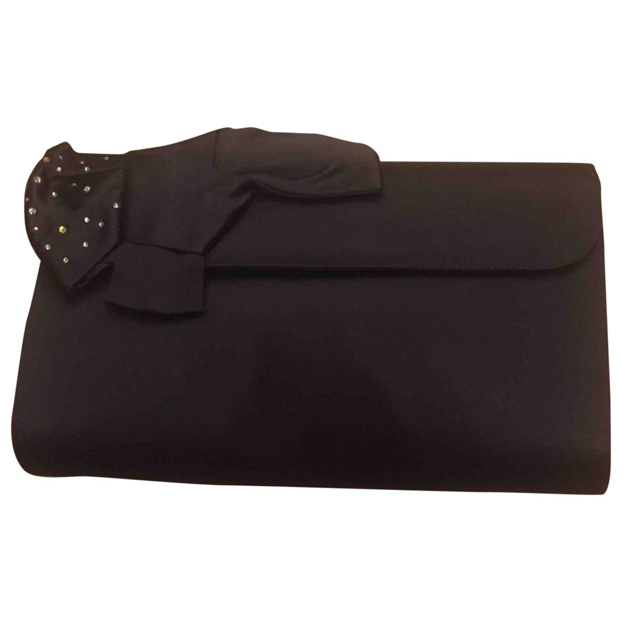 Rodo \N Black Silk Clutch bag for Women \N