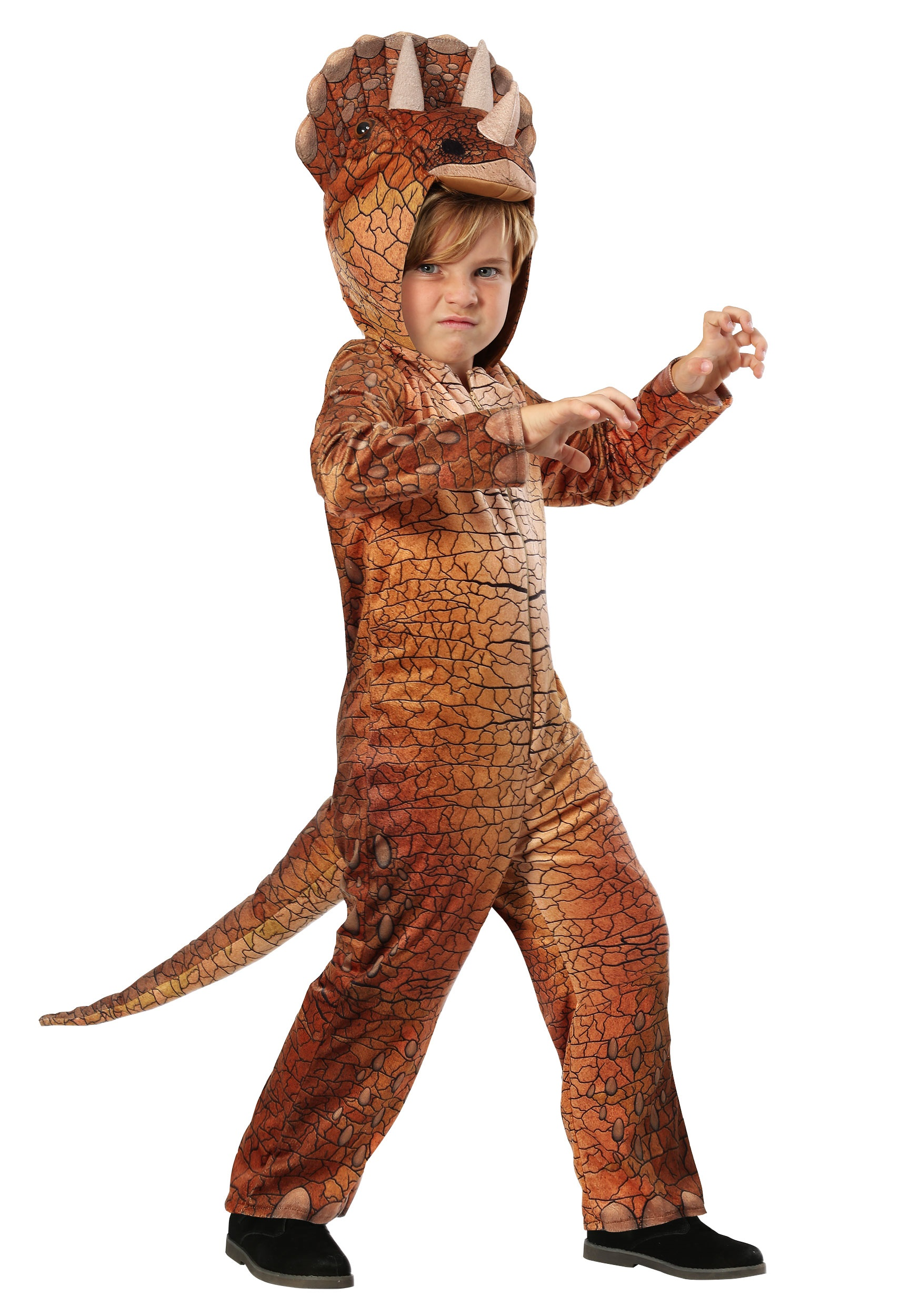 Triceratops Costume for Kids | Exclusive | Made By Us