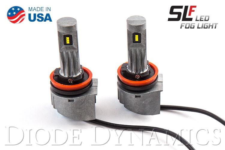 Diode Dynamics DD0282P 9005 SLF LED Cool White Pair