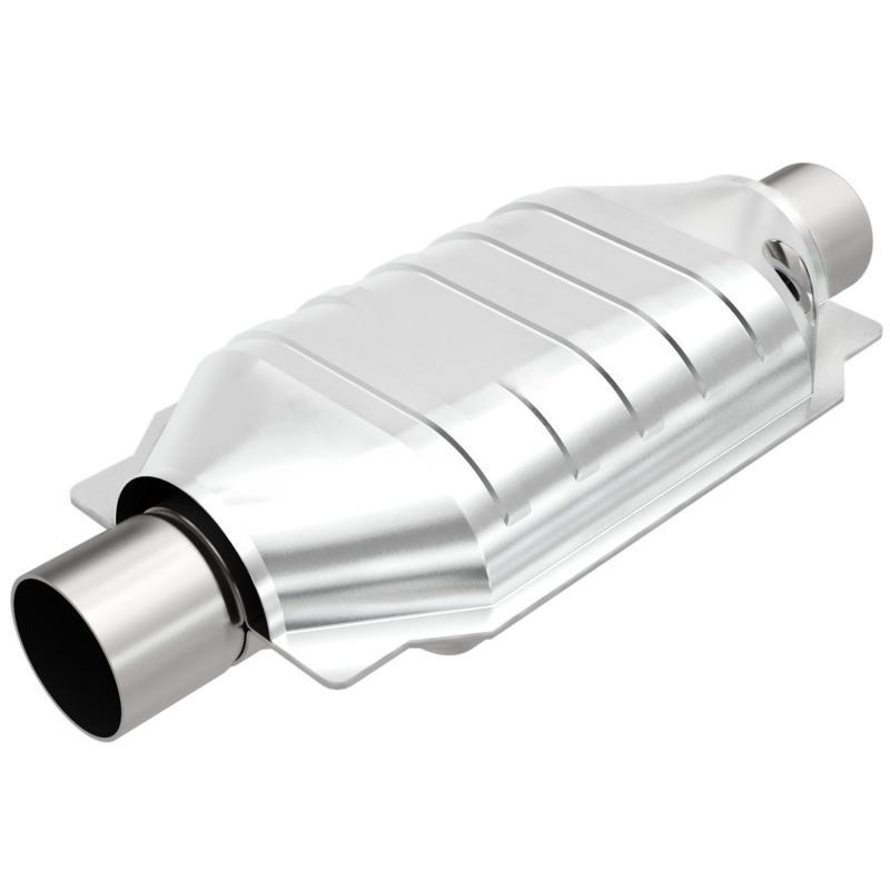 MagnaFlow 445134 Exhaust Products Universal Catalytic Converter - 2.00in. Left