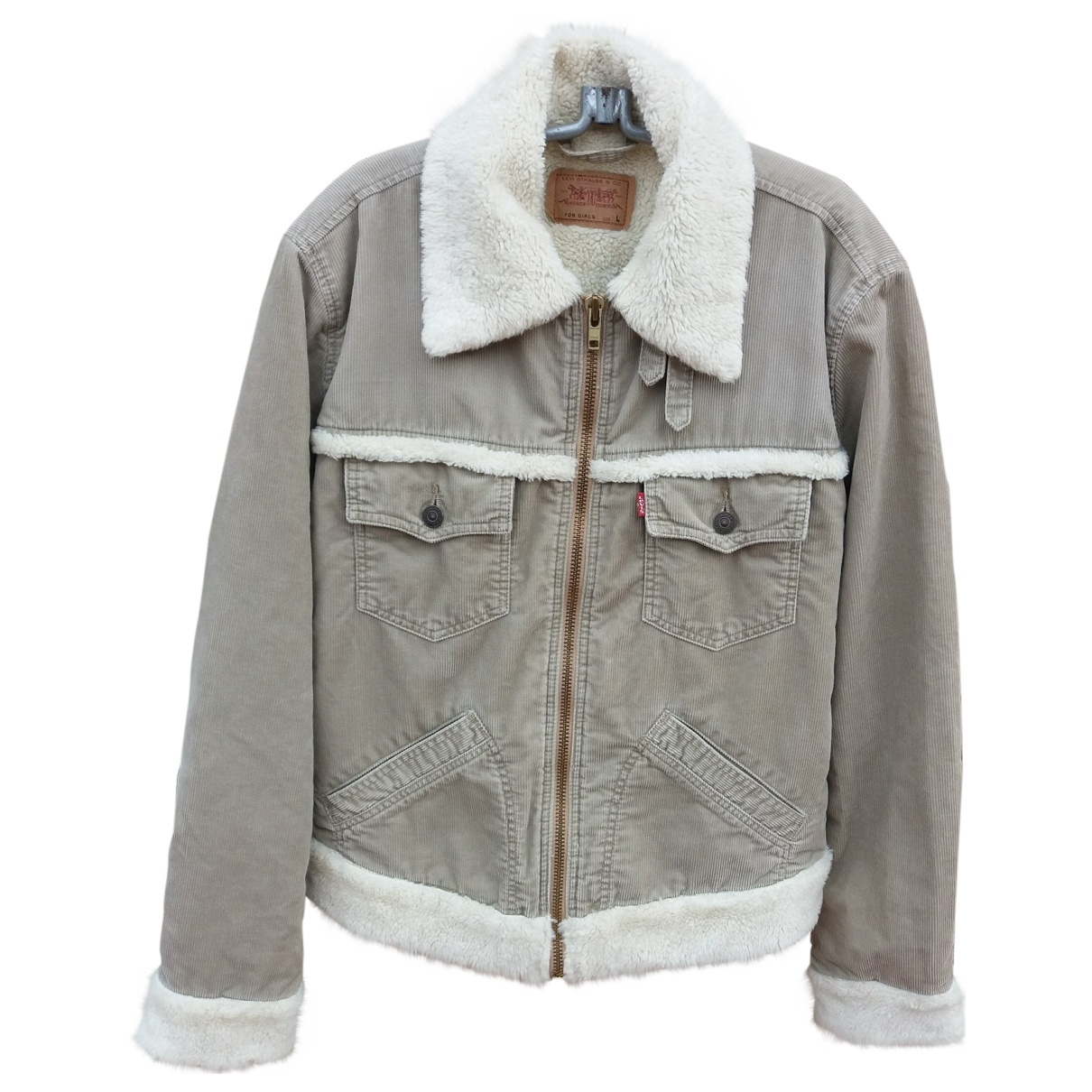 Levi's \N Cotton jacket for Women L International