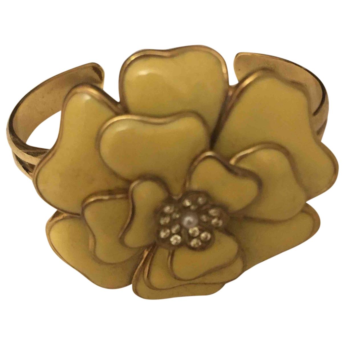 J.crew N Yellow Metal bracelet for Women N