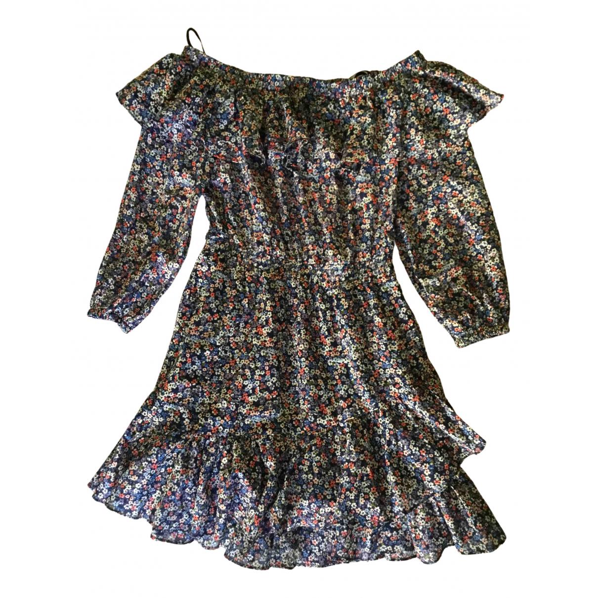 Michael Kors \N Kleid in  Bunt Baumwolle