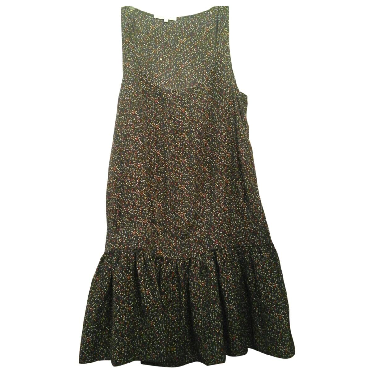 Maje \N Silk dress for Women S International