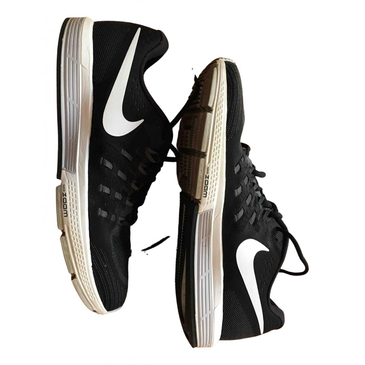 Nike - Baskets Zoom Vomero pour homme en caoutchouc - noir